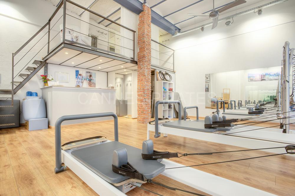 Studio Cannes Pilates et son ambiance loft New-Yorkais